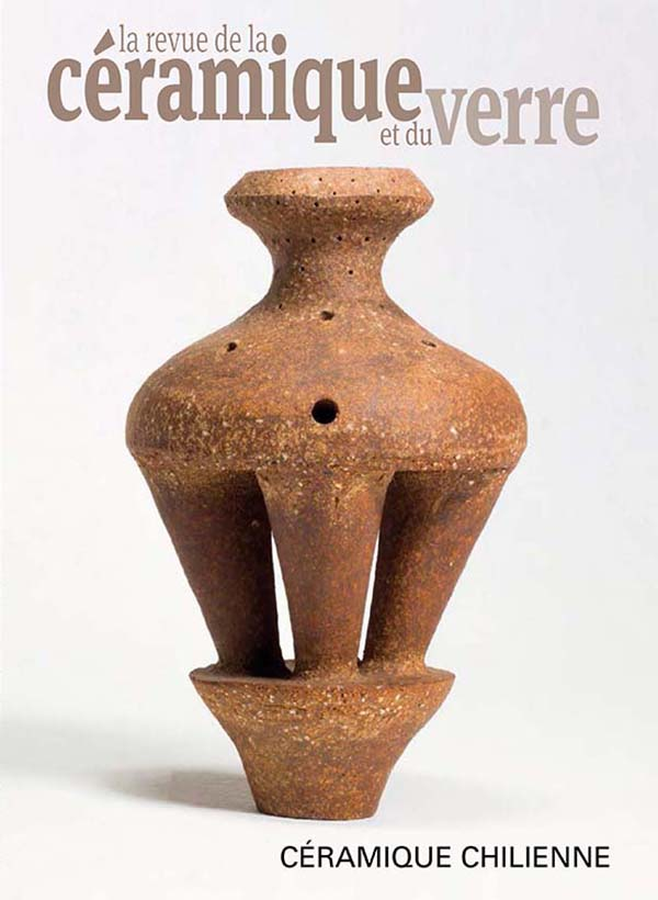 La Revue de la Céramique et du Verre, No. 214 May-June 2017 cover