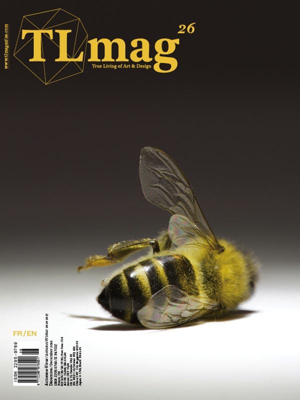 TLmag – True Living of Art & Design Issue 26 Autumn-Winter Dec 2016 cover